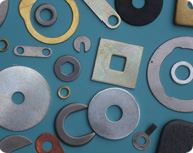 large range of washer materials